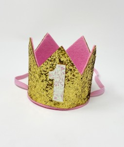 1st Birthday Crown2