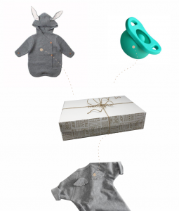 Gift Box Set - Grey