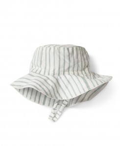 Stripes Away Bucket Hat - Sea