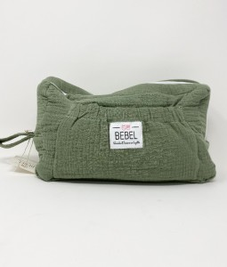 Toiletry Bag - Khaki