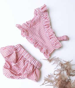 Stripped Bikini