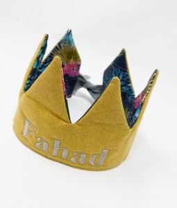 Reversible Crown - Navy/Mustard
