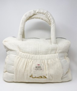 Changing Bag - Creme