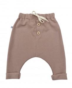 Organic Pants - Pink