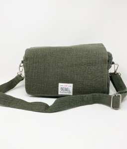 Diaper Bag -- Khaki
