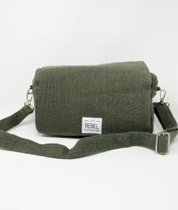 Diaper Bag -- Khaki
