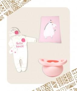 Gift Box Set - Pink