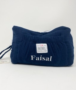 Toiletry Bag - Navy
