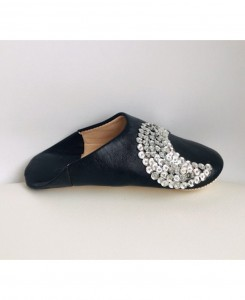 Black Moon Slipper
