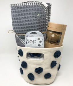 Night Blue Edition Gift Basket