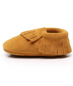 Mustard Suede Shoes