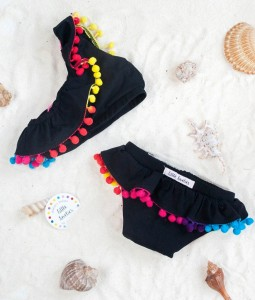 Black Bikini Set