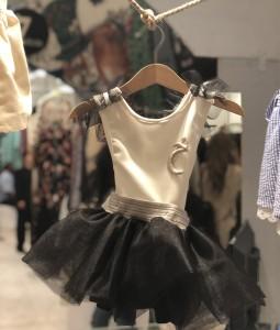 فستان ارمضان - اسود