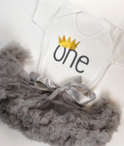 Crown Birthday Outfit