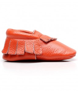Orange Moccs