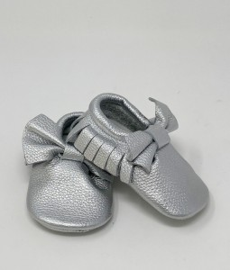 Silver Bow Moccs