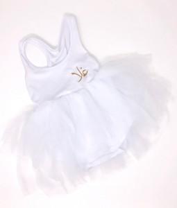 White Ballerina Tutu