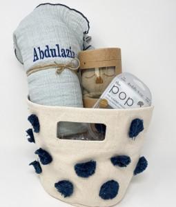 Navy Blue Edition - Gift Basket