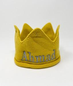 Mustard Cotton Crown 2