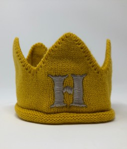 Mustard Cotton Crown 2